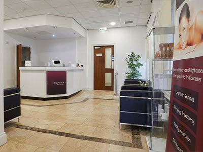 Our Doncaster clinic At Advance Laser Aesthetics